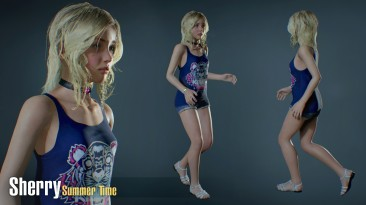 """Resident Evil 2 """"Sherry Birkin Outfit"""""""