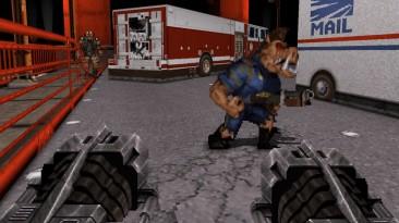 """""""Убивайте свинокопов"""": Глава Gearbox воспользовался беспорядками в США для рекламы Duke Nukem 3D"""