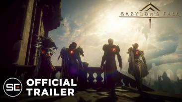 Platinum Games показали новый трейлер Babylon's Fall на Е3 2021