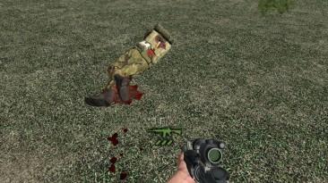 """Armed Assault """"Кровавые эффекты"""""""