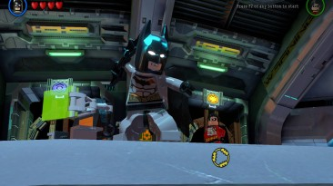 """LEGO Batman 3: Beyond Gotham """"Beware The Batman Skin"""""""