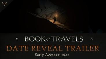 Новый трейлер и точная дата выхода Book of Travels в раннем доступе Steam