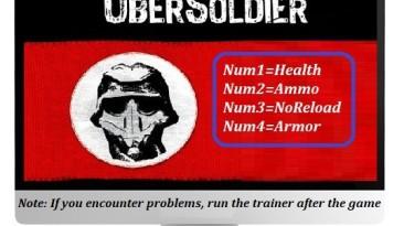 UberSoldier / Восточный Фронт: Трейнер/Trainer (+4) [2.0] {Abolfazl.k}