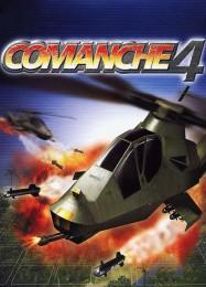 Обложка игры Comanche 4