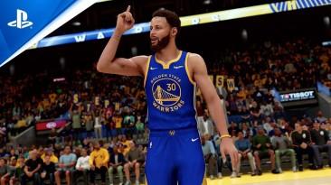 Трейлер NBA 2K21 MyTEAM Season 6: Warped Reality
