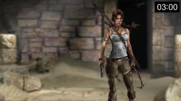 Ребуты Tomb Raider за 3 Минуты