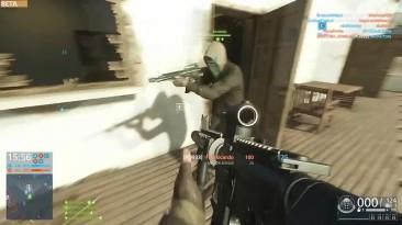 Battlefield Hardline - Секрет перезарядки