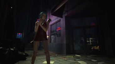 """Resident Evil 3 """"Jill Widow"""""""
