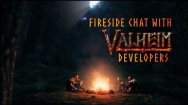 Разработчики Valheim хотят, чтобы с обновлением Hearth & Home игроки создали новый мир и исследовали новые области