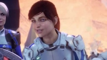 Настоящий трейлер Mass Effect Andromeda [Прикол]