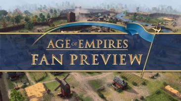 Множество новых деталей Age of Empires 4 - Цивилизации, геймплей, дата выхода