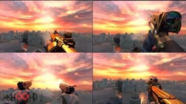 MW3 GUN Sync.-Skrillex Bangaran [Фанатский трейлер]