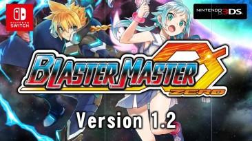 До 14-го июня новую героиню Экоро для Blaster Master Zero можно загрузить бесплатно