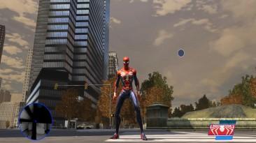 """Spider-Man: Web of Shadows """"Spider-Man PS4 HUD"""""""