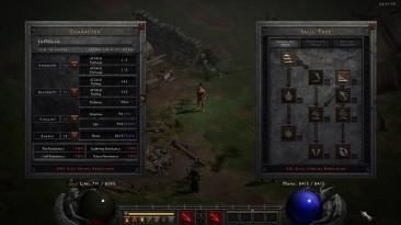 """Diablo 2: Resurrected """"Токен сбрасывает характеристики персонажа и умения"""""""