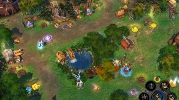 """Heroes Of Might And Magic 5: Повелитель орды """"Карта - Let's Fight!"""""""