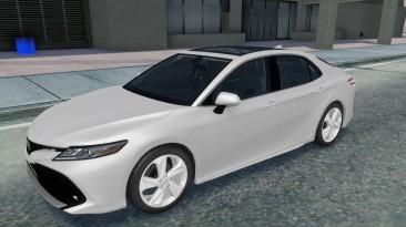 """GTA San Andreas """"Toyota camry xv70"""""""