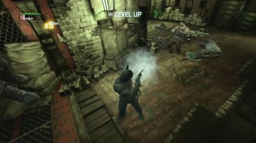 Batman: Return to Arkham - Arkham City sewer gameplay