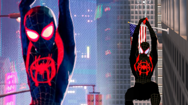 """Spider-Man 2: The Game """"Miles Morales : Into The Spider-Verse"""" by BatuTH"""