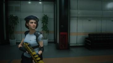 "Resident Evil 2 ""Jill S.T.A.R.S. из RE3 2020"""