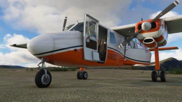 Анонсирован Britten-Norman BN-2 Islander для Microsoft Flight Simulator