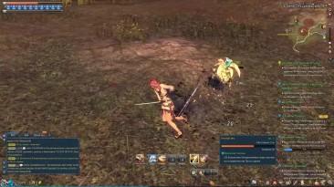 Blade and Soul: Warlock PvP - Part 2-торговля в городе