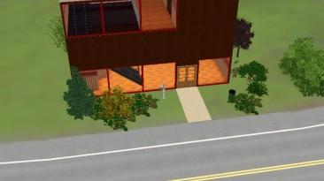 """Sims 3 """"Дом Модерн"""""""