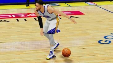"NBA 2K14 ""Stephen Curry Cyberface"""