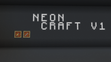 """Minecraft """"Неоновые украшения и буквы [1.16.1] [1.15.2]"""""""