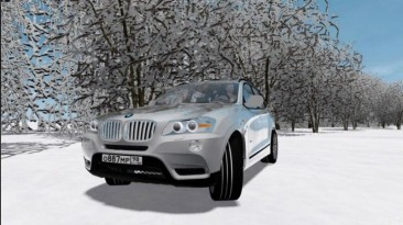 "City Car Driving ""BMW X3 F25 Bulkin Edition (v1.5.9 - 1.5.9.2)"""