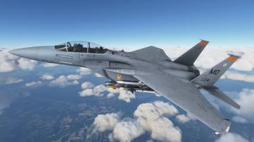 Надстройка F-15 для Microsoft Flight Simulator получила новое видео, посвященное работе двигателей