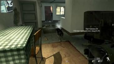 """Call of Duty: Modern Warfare 2 """"Баг с собакой и оглушающей гранатой"""""""