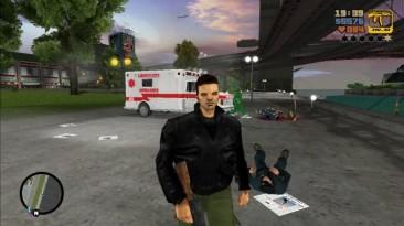 Grand Theft Auto 3 - Новая анимация