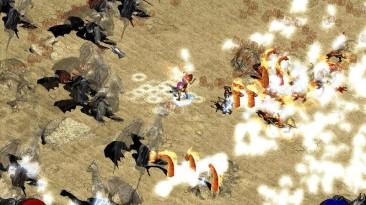 "Diablo 2 ""Модификация 4 Horsemen"""
