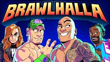 В Brawlhalla были добавлены звезды WWE