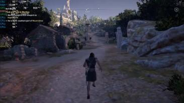 Assassin's Creed Odyssey на слабом ноутбуке