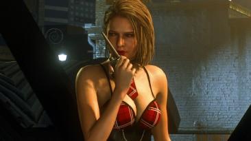 """Resident Evil 3: Nemesis """"Джилл сексуальная студентка из колледжа"""""""