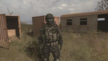 "S.T.A.L.K.E.R.: Call of Pripyat ""Замена всех текстур NPC [AZETRIX] v0.2"""