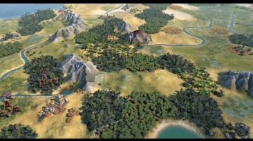 "Sid Meier's Civilization 6 ""Визуальный стиль Civilization V"""