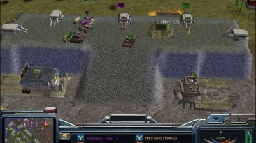 """Command & Conquer Generals: Zero Hour """"Карта - Wall of China"""""""