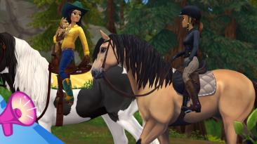 """В Star Stable стартовало новое событие гонка """"Красной нити"""" с опытом для лошади"""