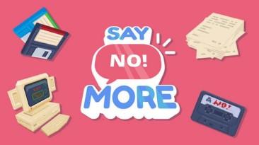 """Say No! More говорит нам """"нет"""" и переносится на весну 2021 года"""
