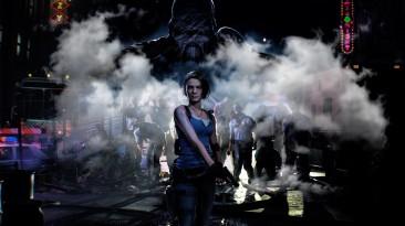 На уровне RE2 - стал известен размер ремейка Resident Evil 3 для Xbox One