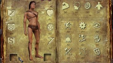 Arx Fatalis: Сохранение/SaveGame (Начало игры, скиллы на 30, характеристики 60 - 90)
