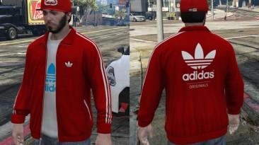 "GTA 5 ""Adidas Originals Jackets Pack for Franklin"""
