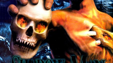 "Shadow Man ""Alternative Soundtrack(MP3)"""