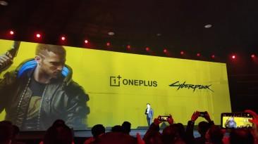 Компания OnePlus выпустит смартфон в стиле Cyberpunk 2077