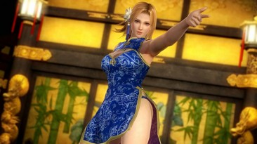 Стали доступны прелестные китайские платья для героинь Dead or Alive 5: Last Round
