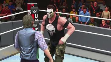 Супергеройська Королевская мясорубка (WWE 2K18)
