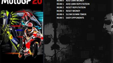 MotoGP 20: Трейнер/Trainer (+6) [u28.12.2020] {ArmY of 0n3}
